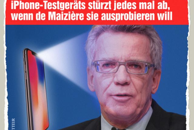 Bundesinnenministerium X - Der Gazetteur