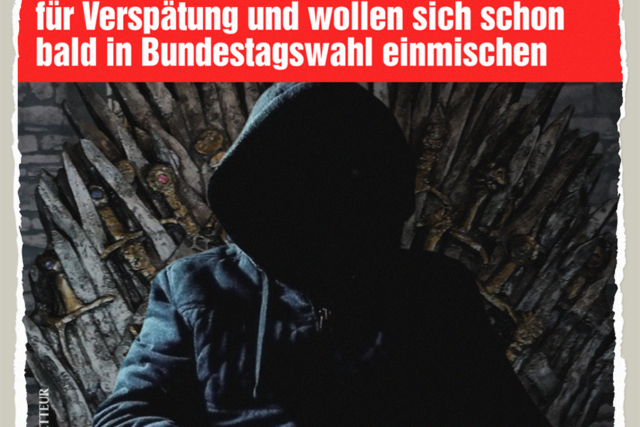 Game of Bundestag - Der Gazetteur