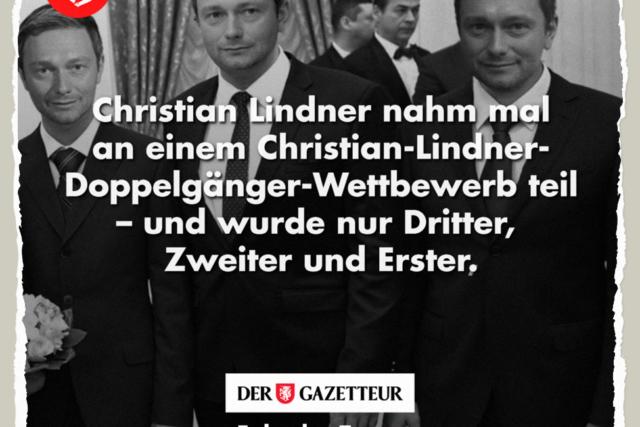 Bester Lindner - Der Gazetteur