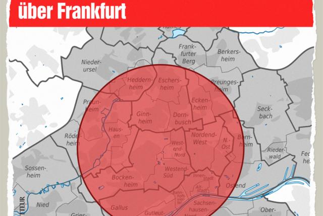 Wasserstoffbombentest Frankfurt - Der Gazetteur