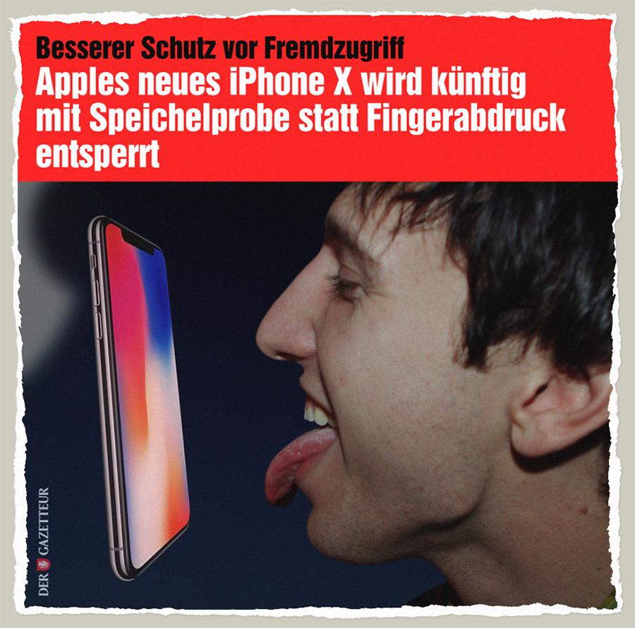 Speichelphone - Der Gazetteur