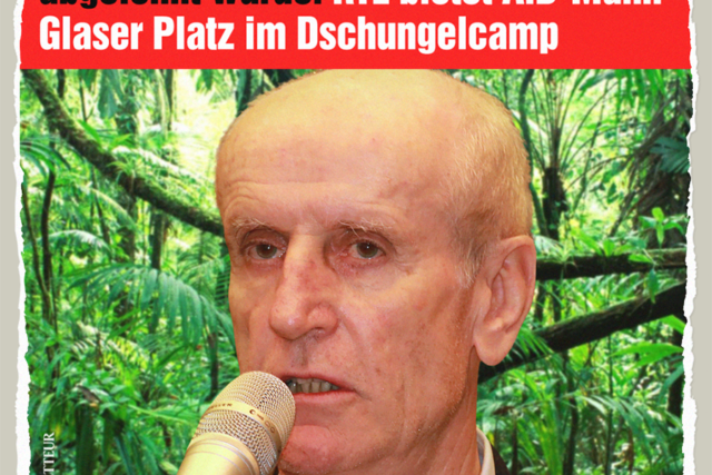 AfD im Dschungelcamp - Der Gazetteur
