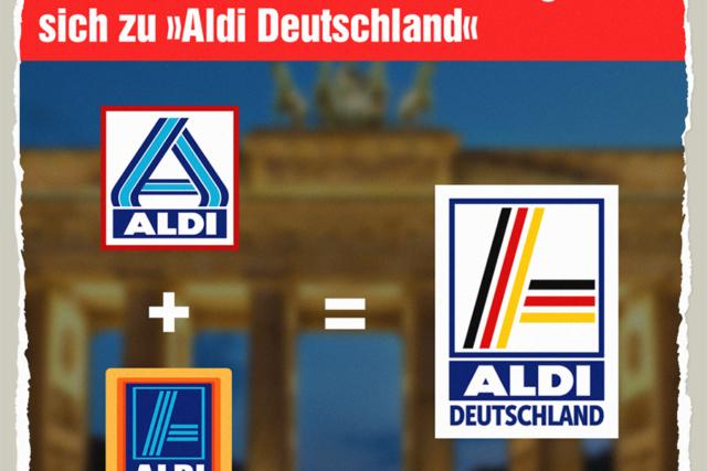 ALDI-Wiedervereinigung - Der Gazetteur