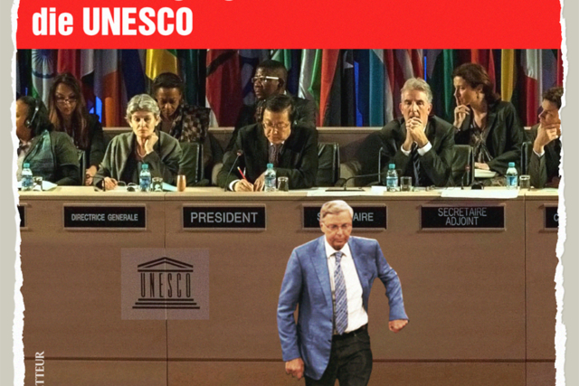 Bosbach Leaving UNESCO - Der Gazetteur