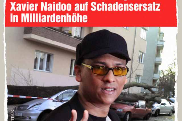 Deutschland verklagt Xavier - Der Gazetteur