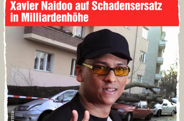 Xavier Verklagt Deutschland