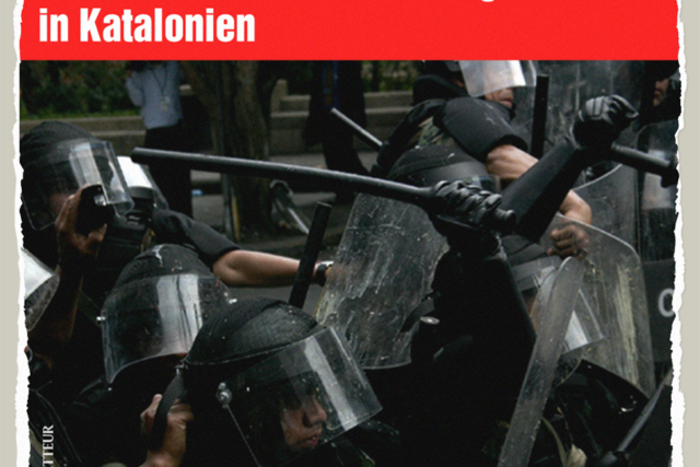 Polizeigewalt des IS - Der Gazetteur
