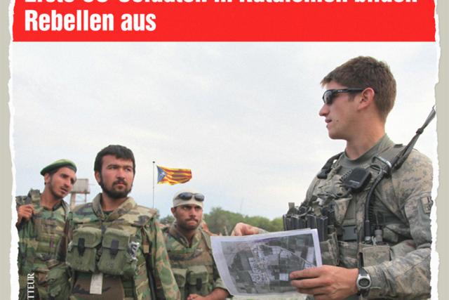 Auflehnung und Rebellion in Katalonien - Der Gazetteur