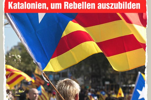 Rebellen in Katalonien - Der Gazetteur