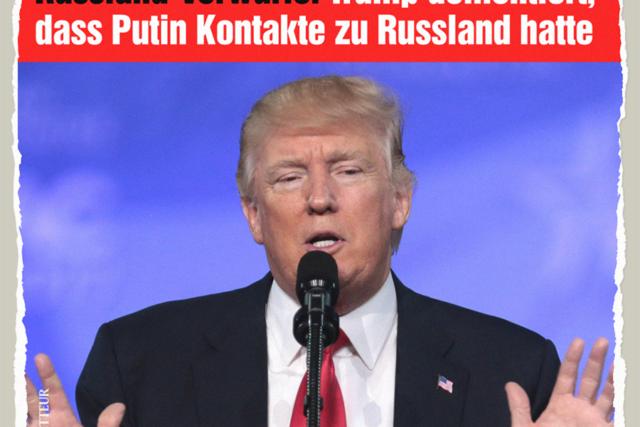 Neue russische Verteidigungslinie - Der Gazetteur