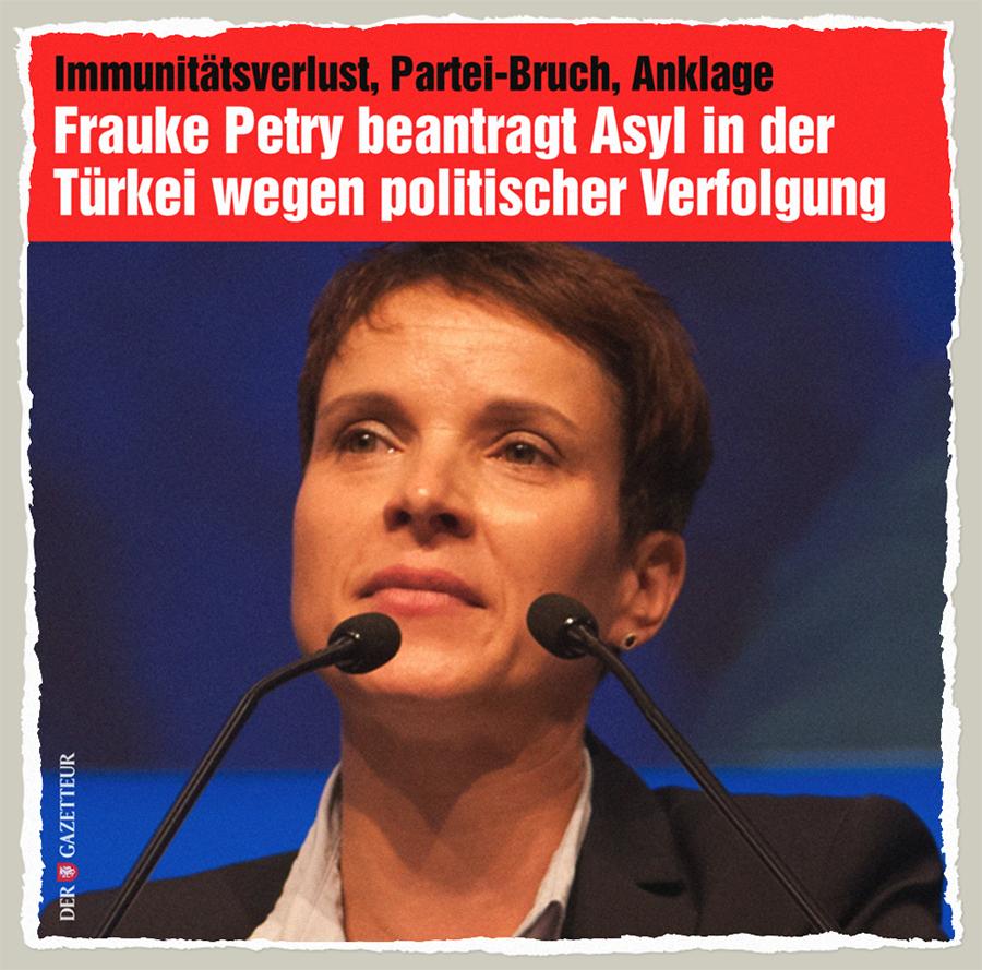 Petry Asyl - Der Gazetteur