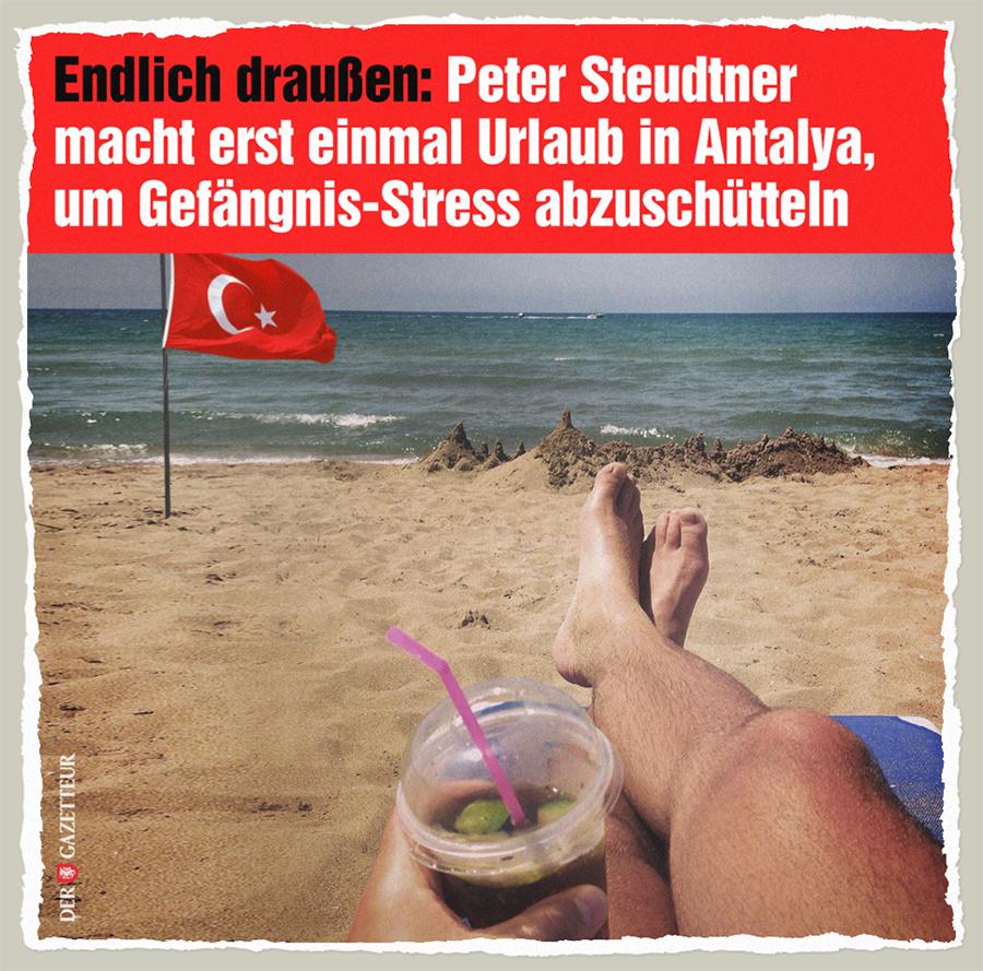 Steudtner im Antalya-Urlaub - Der Gazetteur