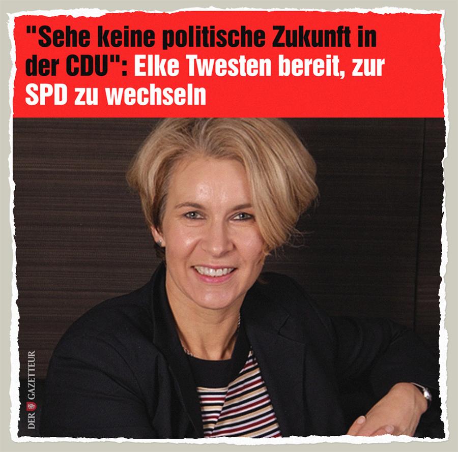 Twesten-Wechsel - Der Gazetteur