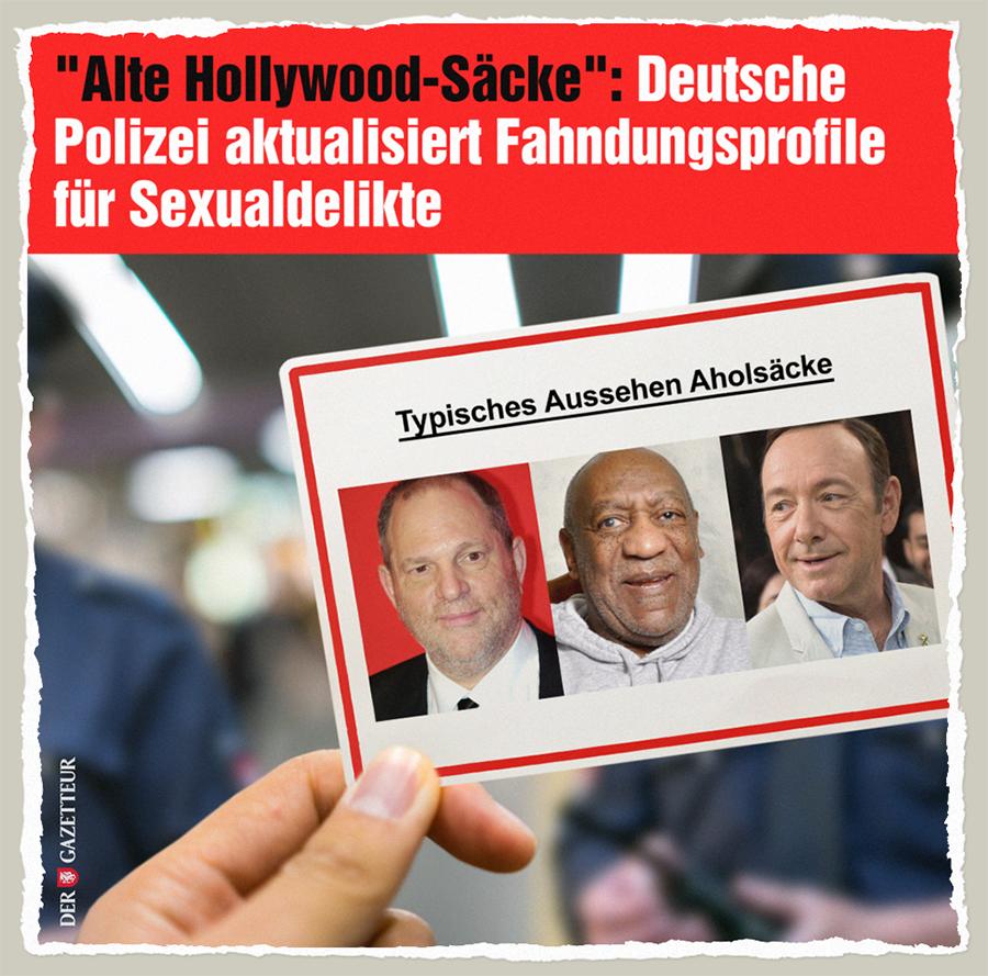 Aholsaecke-Fahndung - Der Gazetteur