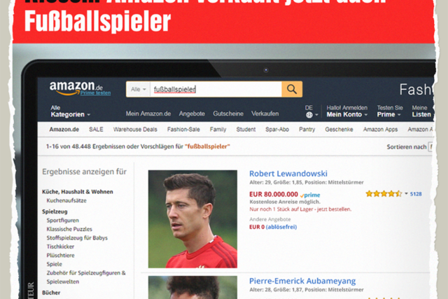 Amazon Athletes - Der Gazetteur