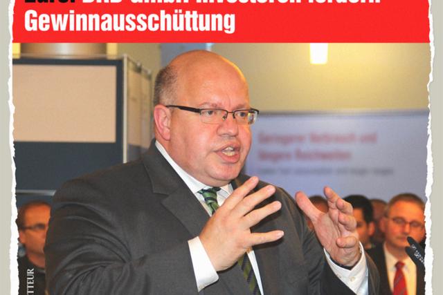 BRD GmbH Investoren - Der Gazetteur