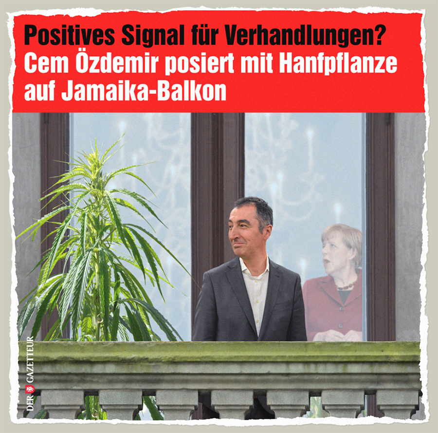 Hanf auf Jamaika - Der Gazetteur