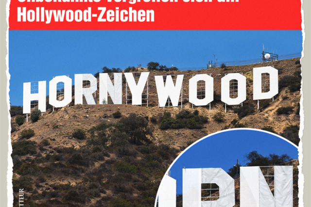 Hornywood - Der Gazetteur