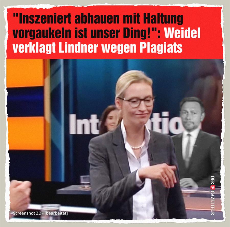 Lindner Leaving Things - Der Gazetteur