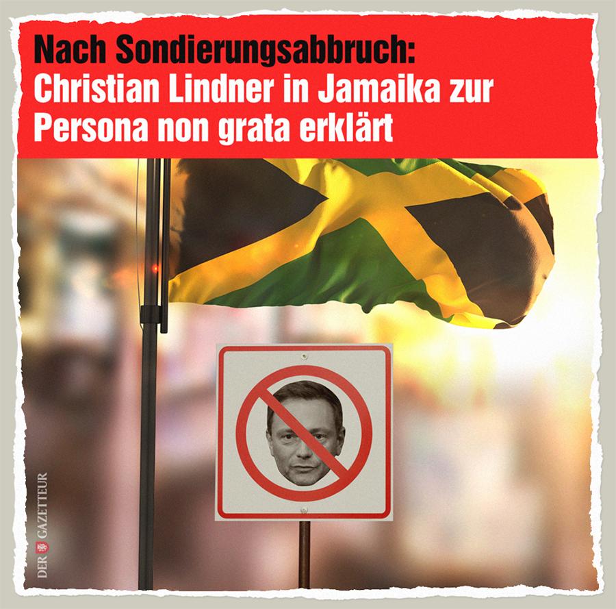 Lindner non grata - Der Gazetteur