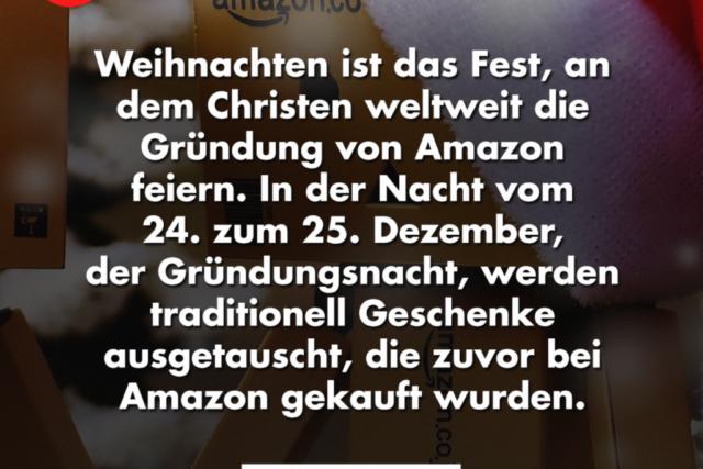 Amazonachten - Fakt des Tages - Der Gazetteur