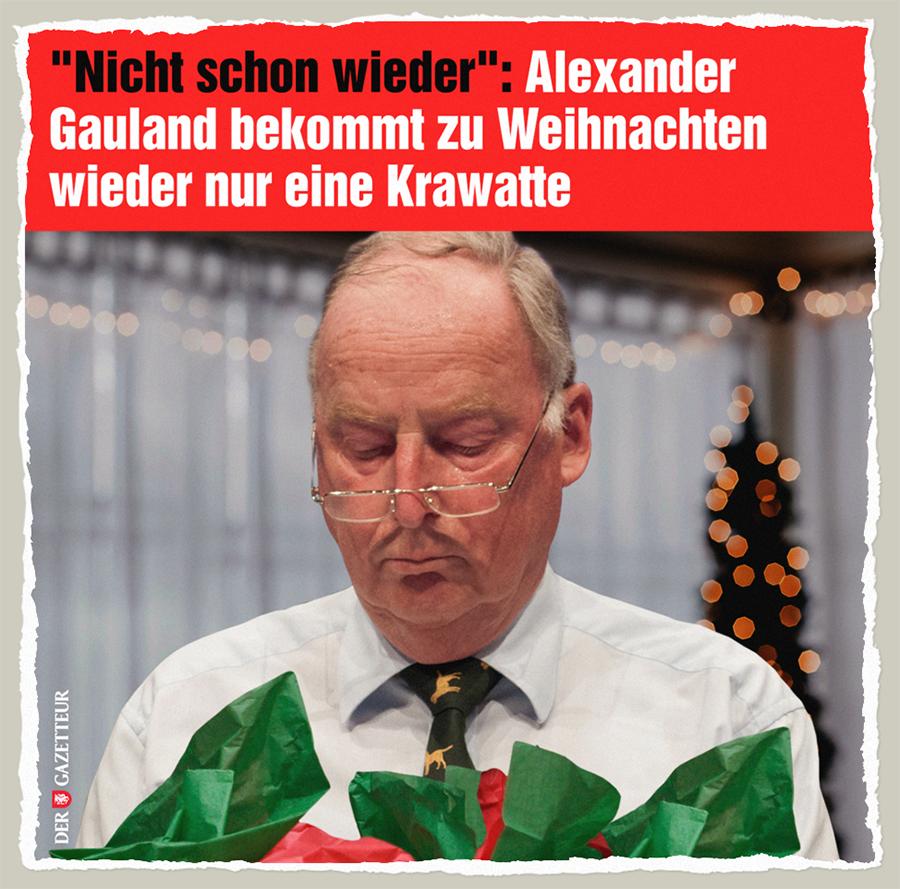 Gaulands Geschenk - Der Gazetteur