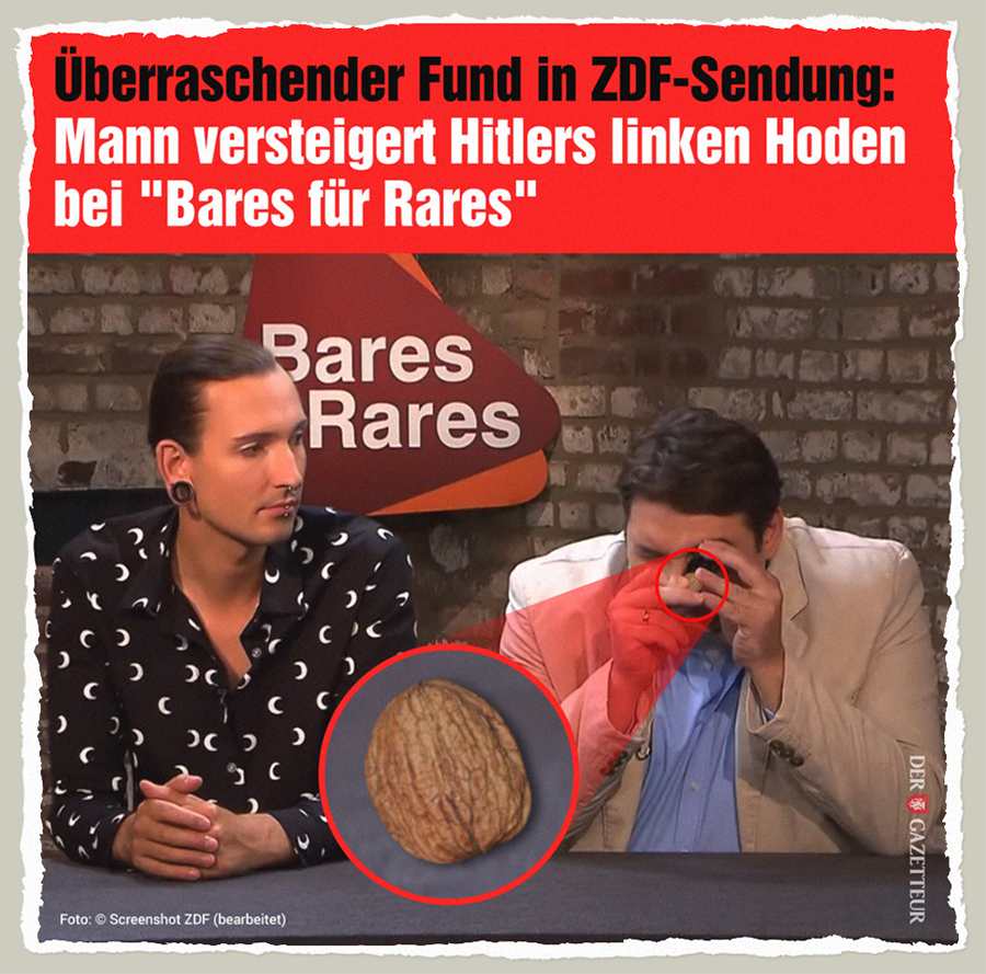 Hitlers Rares - Der Gazetteur