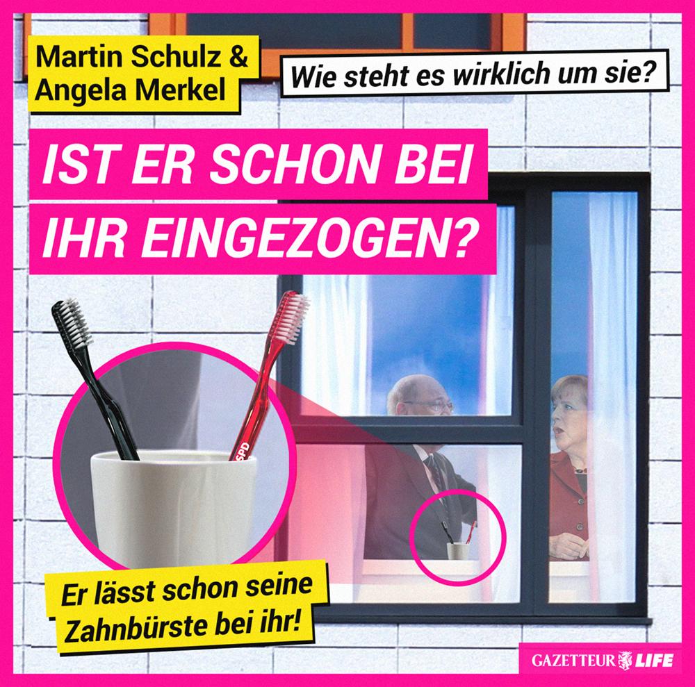 Martin und seine Zahnbürste - Der Gazetteur