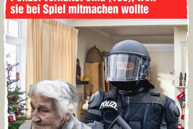 Kriminelle Oma - Der Gazetteur