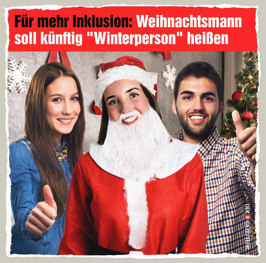 Die Winterperson - Der Gazetteur