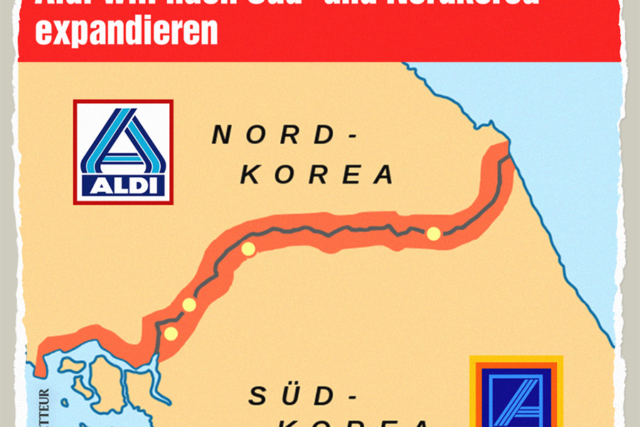 Adi in Korea - Der Gazetteur