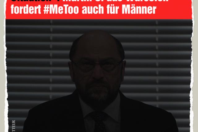 MeToo fuer Schulz - Der Gazetteur