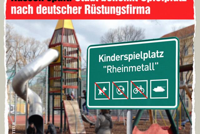 Ruestungsspielplatz - Der Gazetteur