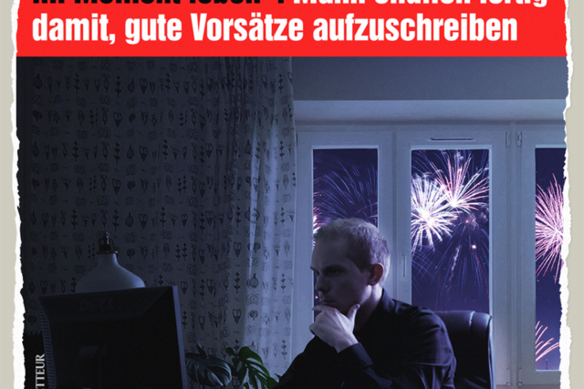 Spontane Vorsätze - Der Gazetteur