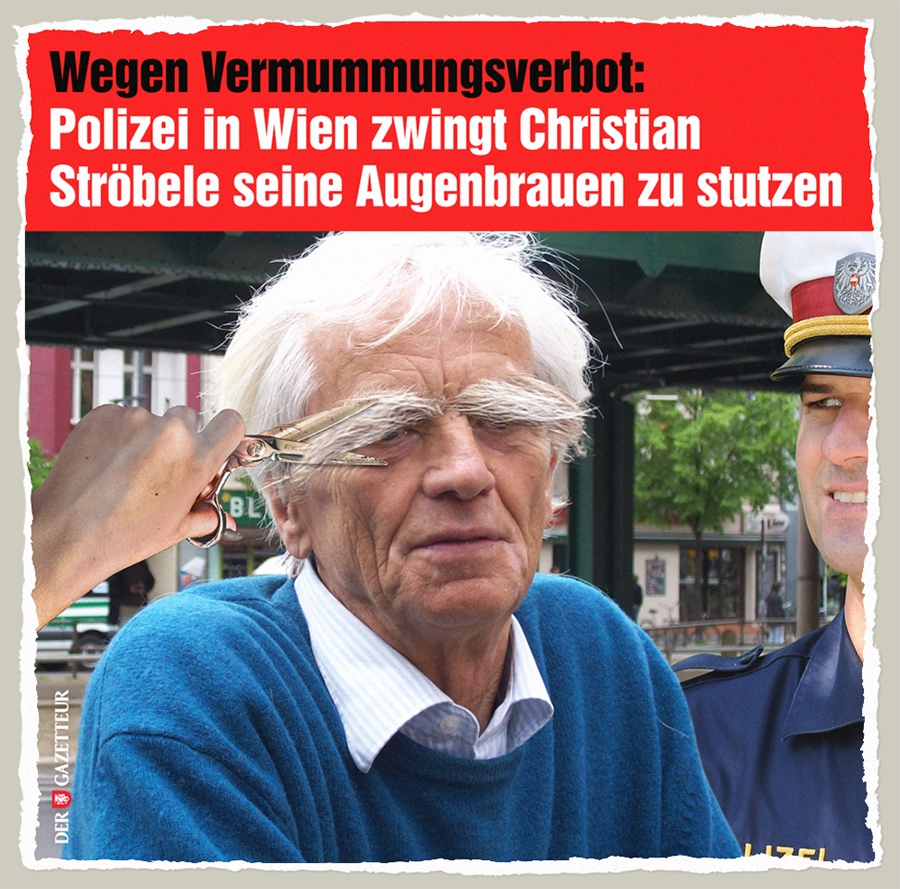 Stroebele in Oesterreich - Der Gazetteur