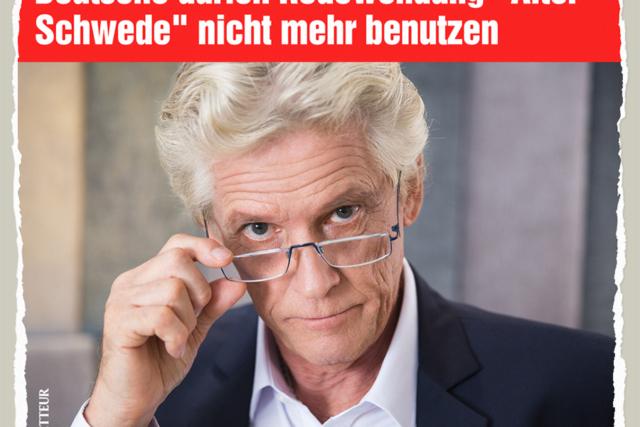 Alter Schwede - Der Gazetteur
