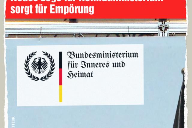 Heimatministerium-Logo - Der Gazetteur
