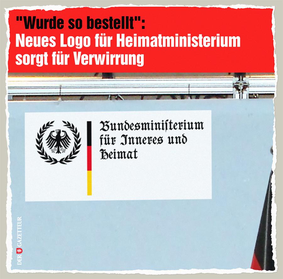 Logo für die Heimat - Der Gazetteur