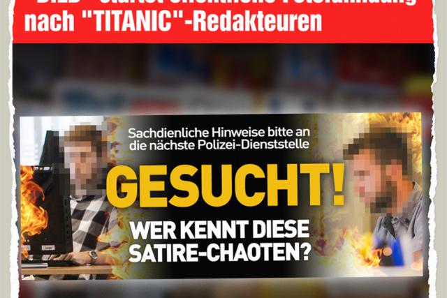 Krawall-Satiriker - Der Gazetteur