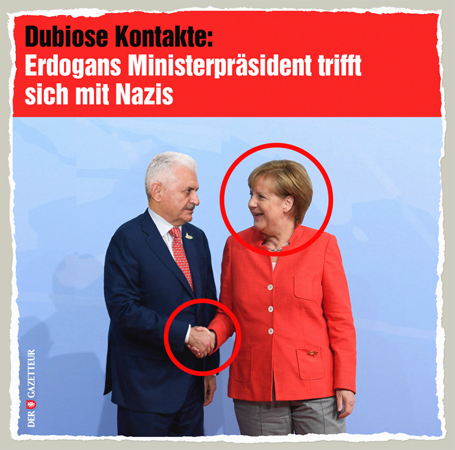 Nazi-Treffen - Der Gazetteur