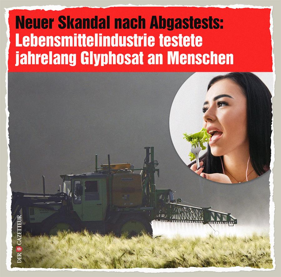 Neue Affenschande - Der Gazetteur