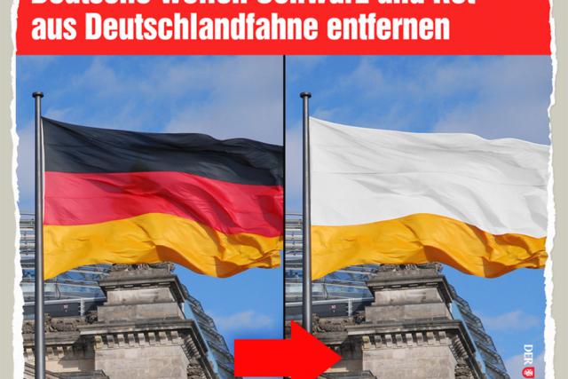 No Schwarz-Rot - Der Gazetteur