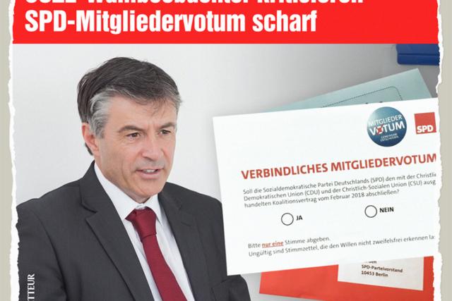 SPD vs OSZE - Der Gazetteur