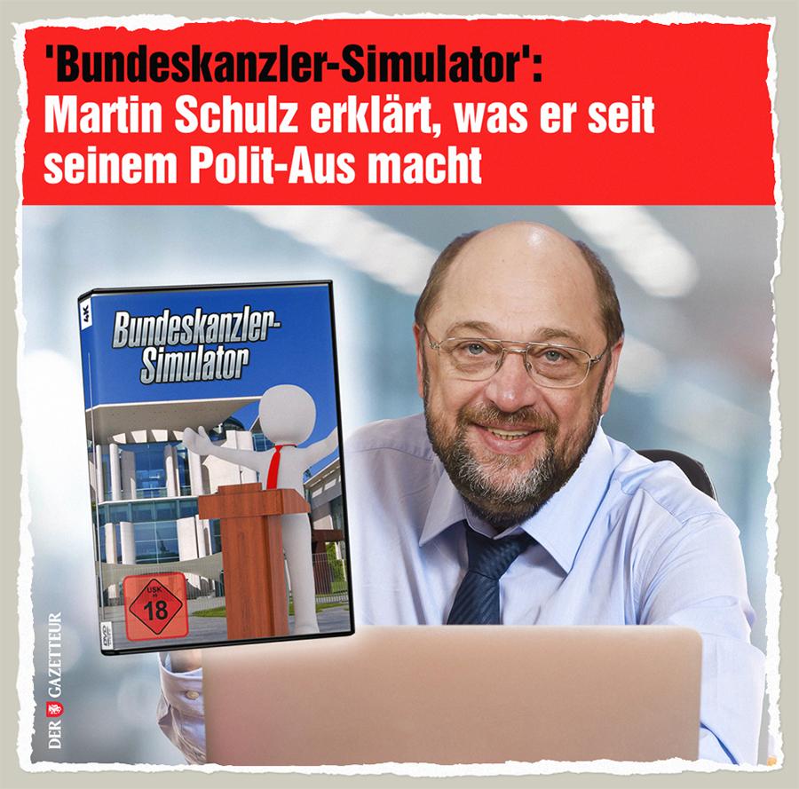 Gottgamer Schulz - Der Gazetteur
