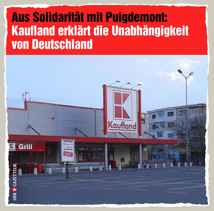 Solidaritaet der Kaufen - Der Gazetteur