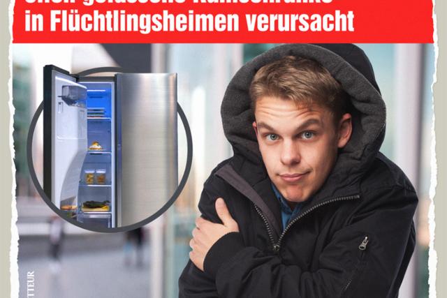 Kuehlschrankwelle - Der Gazetteur