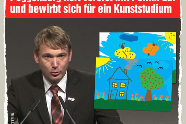 Kuenstler Poggenburg - Der Gazetteur