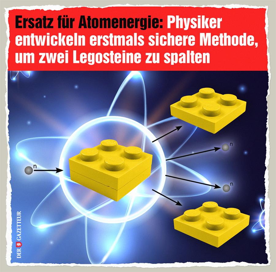 Lego-Energie - Der Gazetteur