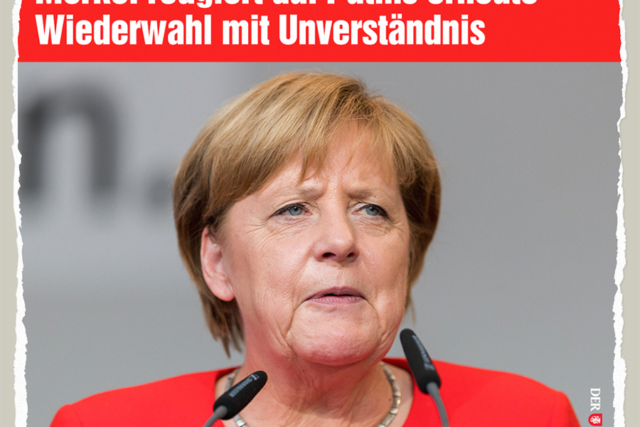 Merkel & Putin 4 Ever - Der Gazetteur