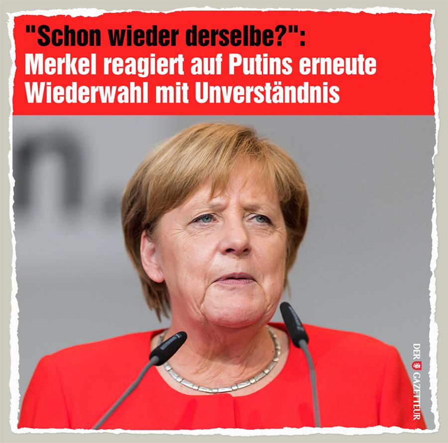 Merkel & Putin 4 Ever - Der Gazetteur